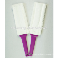 white board microfiber short duster