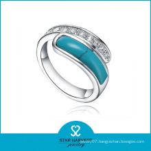 Wholesale Bezzel Setting Turquoise Stone Ring