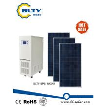 1000W Home Sistemas Solar Sistema de energia solar 1000W para casa