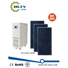 1000 Вт контроллер и инвертор от сети солнечной энергии 1 кВт