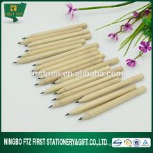 Mini crayon de bois brut