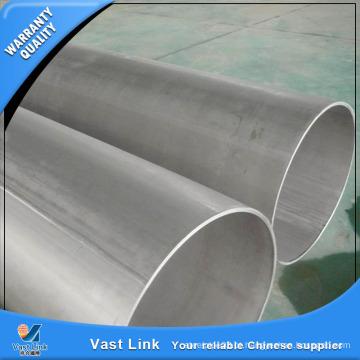 Tubo de aço inoxidável para várias aplicações