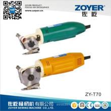 Máquina de corte de faca redonda pequena Zoyer Eastman Km (ZY-T70)