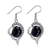 Hot Classic Fashion Earrings Silver Wedding Party