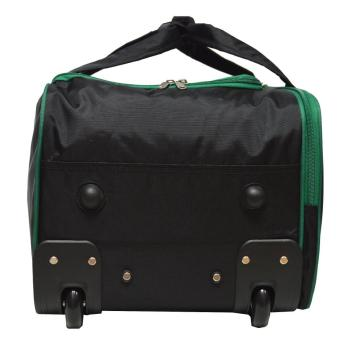 Hot Sale Duffle Trolley Bag with Shoulder Strap
