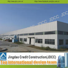 Jdcc-Two Story Steel Structure Warehouse and Workshop