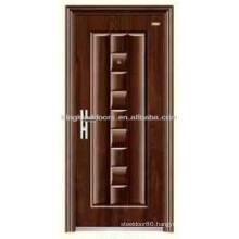 Egypt Good Sale Steel Security Door/Commercial Steel Door KKD-551 With CO/CIQ From China Top 10 Brand Door