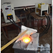 Medium Frequency Induction Melting Machine (5kg Melting Iron, Steel, Copper, Gold, Siver, Brass