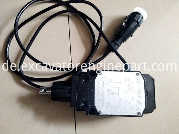 spare parts for xcmg wheel loader -Height limit switch 4686602002 AC11 IP67 803600746
