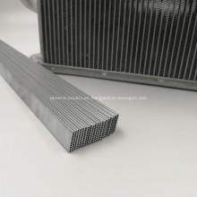 Tubos de aluminio extruido para refrigeradores de aire de carga