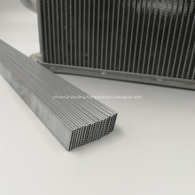 Aluminum Extruded Tubes For Charge Air Coolers
