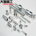 Hardware tools cnc machining precision steel components