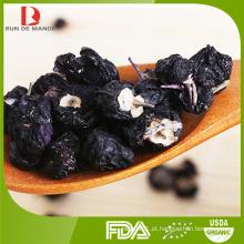 Fabricante por atacado goji / bagas de goji preto orgânico / wolfberry preto chinês / preto preto