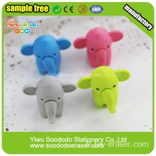 3D Lovely Ice Cream Shape Erasers