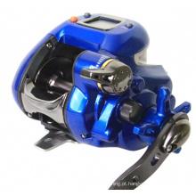 Carretel de pesca elétrica elétrica carretel de arremesso de pesca equipamento de pesca