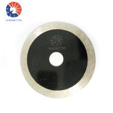 Factory supply wholesale customized  glazed tile diamond blade