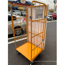 Logistic Warehouse Cage Cart Trolley