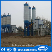 Engineering & Construction Machinery Hzs120 Fixed Concrete Batching Plant                                                                         Quality Choice