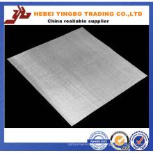 Malla de alambre de acero inoxidable 304 316L