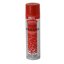 GUERQI 666 485g Repositionable Temporary Glue Spray for White Clothes
