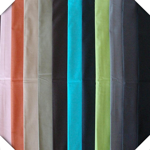 Polyester 65 Cotton 35 Dyed Shirting Fabric