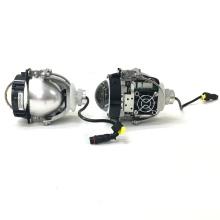 Luz de alta intensidad de 12 vatios de luz de cabeza de coche de doble haz de luz de proyector CSP LED