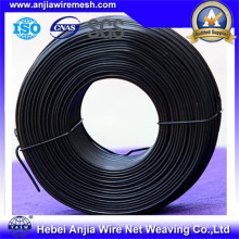 Matériaux de construction Fil noir en acier recuit en acier (anjia-256)