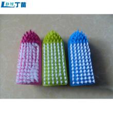 Cepillo plástico de nailon de lavado de fabricante chino