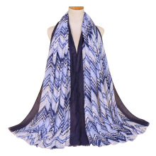 Factory stocked Spring & Summer Cotton Long Wrap hijab scarf women