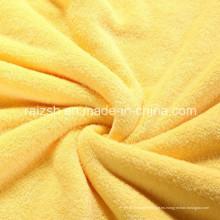 100% poliéster micro pelusa Coral tejido de vellón