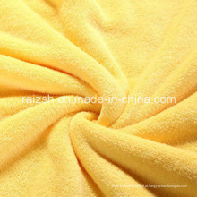 100% poliéster micro plush Coral tecido de lã
