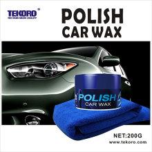 Spezielles polnisches Autowachs mit Mikrofasertuch