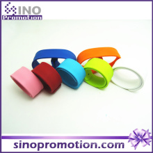 Sport Fashion Bangle Bracelet with Womans Silicon Bracelet Watch Wholesale