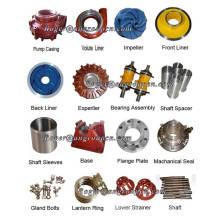 Pièces de pompe, Rotor de pompe, Ensemble de roulement de pompe