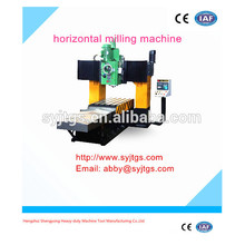 Excellent and high precision horizontal milling machine