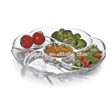 Bol à fruits en acrylique