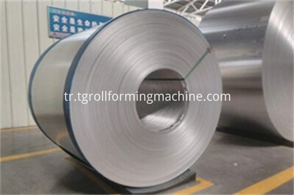 Aluminum foil roller Roll Forming Machine