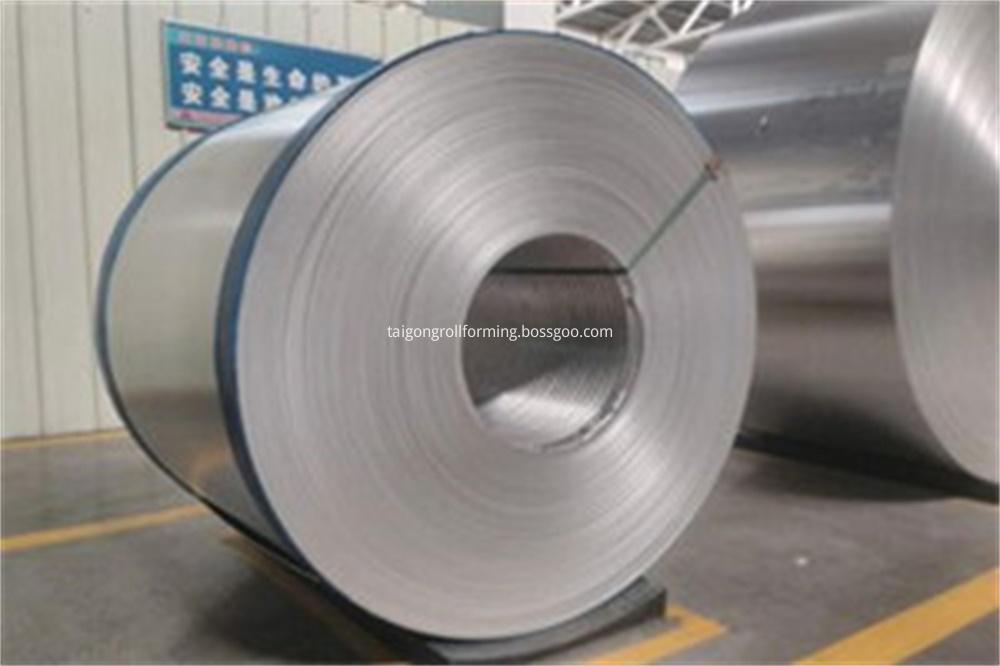 Aluminum foil roller Roll Forming Machine