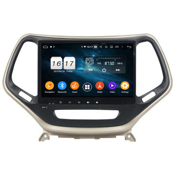 Cherokee 2016-2017 Single-Din-Car-Audio