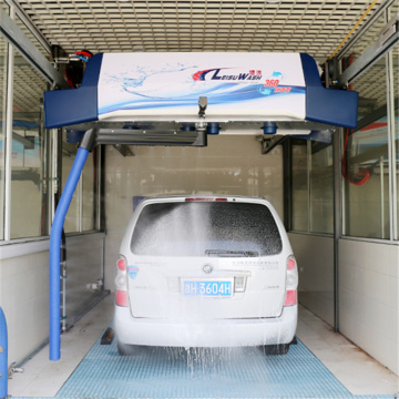 Machine de lavage de voiture Leisuwash 360 RY Touch