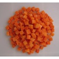 Fresh IQF Diced Carrot Frozen Type