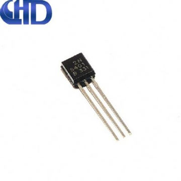 QHDQ3--50 TO-92 0.3A/150V PNP Low Power Transistor New IC 2N5401