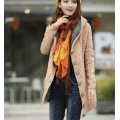 Winter Warmer Femmes Long Cardigan Manteau en tricot