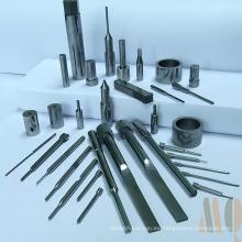 Punzones de perforación de carburo de precisión para molde de estampado individual