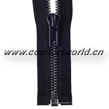 # 5 Black Brass Zipper O / E a / L