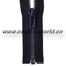 #5 Black Brass Zipper O/E a/L