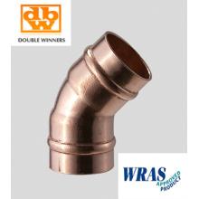 28mm Solder Ring 45 Degree Elbow