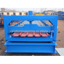 Industrial IBR roof metal roll forming machine | roof panel making machine