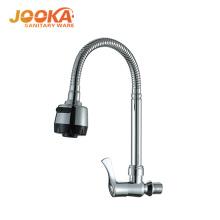 Установленный стеной быстрая открытой холодной воды гибкая кухонный кран