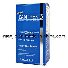 Novo Zantrex - 3 dieta suplemento